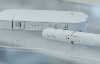 Smoke-free tobacco products IQOS